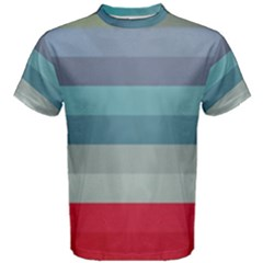 Line Light Pattern  Men s Cotton Tee by amphoto