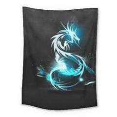 Dragon Classical Light  Medium Tapestry by amphoto