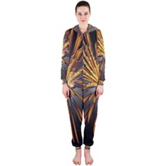 Pyrotechnics Thirty Eight Hooded Jumpsuit (ladies)  by Nexatart