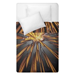 Pyrotechnics Thirty Eight Duvet Cover Double Side (single Size)