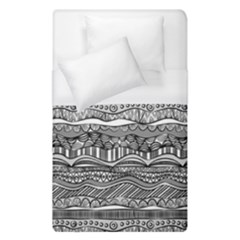 Ethno Seamless Pattern Duvet Cover (single Size) by Nexatart
