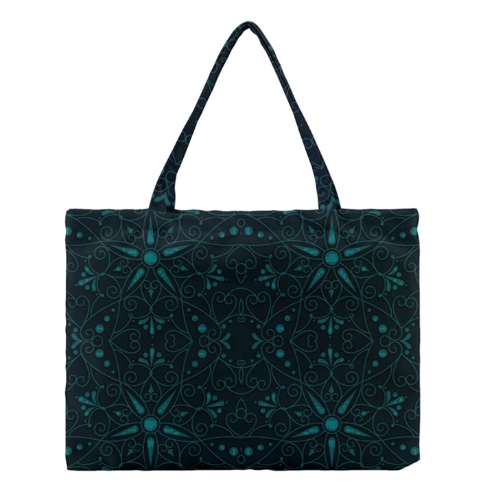 Majestic Pattern C Medium Tote Bag