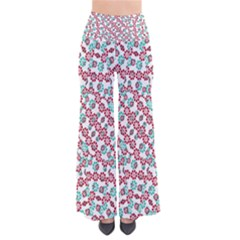 Multicolor Graphic Pattern Pants by dflcprints