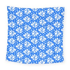 Water Drops Pattern Square Tapestry (large) by stockimagefolio1