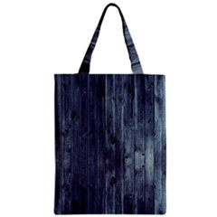 Grey Fence 2 Zipper Classic Tote Bag by trendistuff