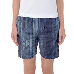 Grey Fence 2 Women s Basketball Shorts by trendistuff