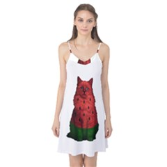 Watermelon Cat Camis Nightgown