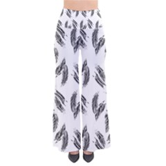 Feather Pattern Pants