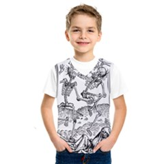 Skeletons   Halloween Kids  Sportswear