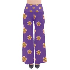Ditsy Floral Pattern Design Pants by dflcprints