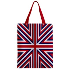 Alternatively Mega British America Zipper Classic Tote Bag by Mariart
