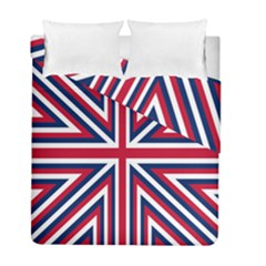 Alternatively Mega British America Duvet Cover Double Side (full/ Double Size) by Mariart