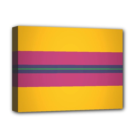 Layer Retro Colorful Transition Pack Alpha Channel Motion Line Deluxe Canvas 16  X 12   by Mariart