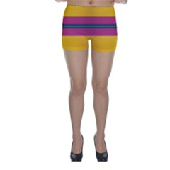 Layer Retro Colorful Transition Pack Alpha Channel Motion Line Skinny Shorts by Mariart