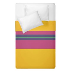 Layer Retro Colorful Transition Pack Alpha Channel Motion Line Duvet Cover Double Side (single Size) by Mariart