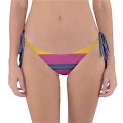 Layer Retro Colorful Transition Pack Alpha Channel Motion Line Reversible Bikini Bottom by Mariart