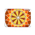 Ornaments Art Line Circle iPad Mini 2 Hardshell Cases View1