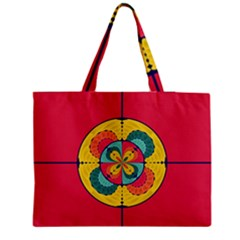 Color Scope Medium Tote Bag by linceazul