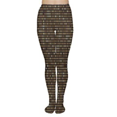Mosaic Pattern 1 Women s Tights by tarastyle