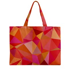 Mosaic Pattern 3 Zipper Mini Tote Bag by tarastyle