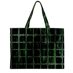 Matrix Earth Global International Zipper Mini Tote Bag by Nexatart