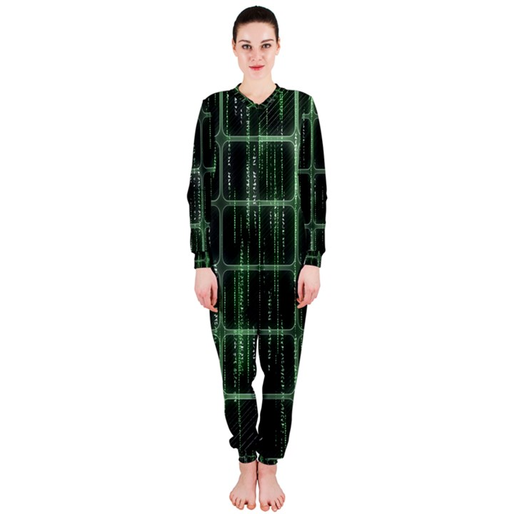 Matrix Earth Global International OnePiece Jumpsuit (Ladies)