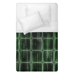 Matrix Earth Global International Duvet Cover (single Size)
