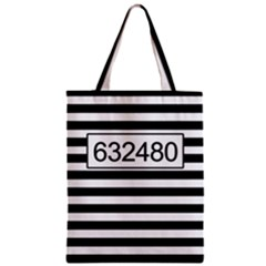 Prison  Classic Tote Bag by Valentinaart