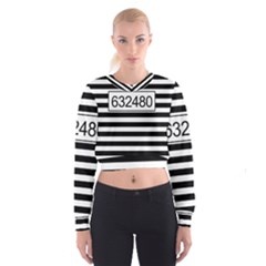 Prison  Cropped Sweatshirt
