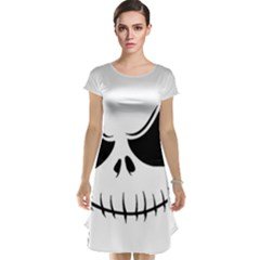 Halloween Cap Sleeve Nightdress