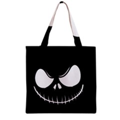 Halloween Grocery Tote Bag by Valentinaart
