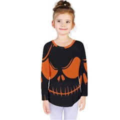 Halloween Kids  Long Sleeve Tee