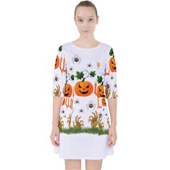 Halloween Pocket Dress