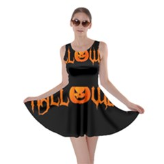 Halloween Skater Dress