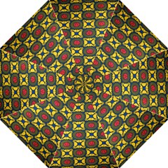 African Textiles Patterns Folding Umbrellas by Mariart
