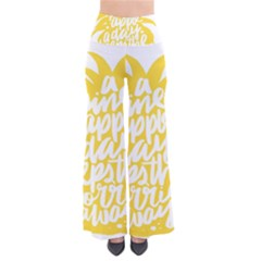 Cute Pineapple Yellow Fruite Pants by Mariart