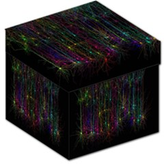 Brain Cell Dendrites Storage Stool 12
