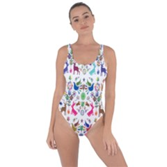 Birds Fish Flowers Floral Star Blue White Sexy Animals Beauty Rainbow Pink Purple Blue Green Orange Bring Sexy Back Swimsuit