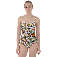 Friends Library Lobby Book Sale Sweetheart Tankini Set