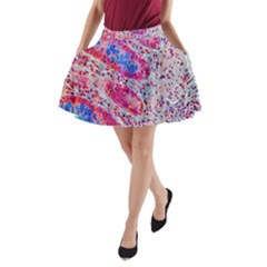 Histology Inc Histo Logistics Incorporated Alcian Blue A Line Pocket Skirt