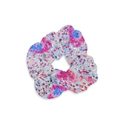 Histology Inc Histo Logistics Incorporated Alcian Blue Velvet Scrunchie by Mariart