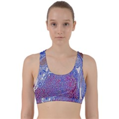 Histology Inc Histo Logistics Incorporated Human Liver Rhodanine Stain Copper Back Weave Sports Bra