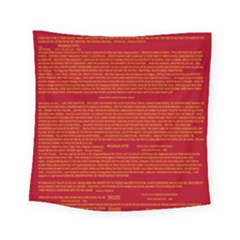 Mrtacpans Writing Grace Square Tapestry (small)