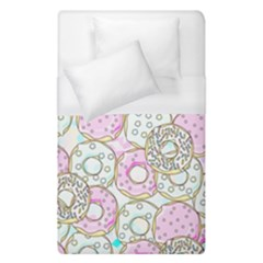 Donuts Pattern Duvet Cover (single Size)