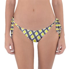 Wafer Size Figure Reversible Bikini Bottom by Mariart