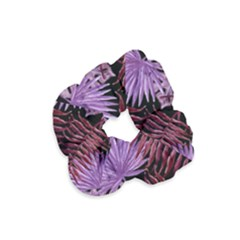 Tropical Pattern Velvet Scrunchie by ValentinaDesign