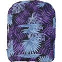 Tropical pattern Full Print Backpack View1