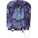 Tropical pattern Full Print Backpack View2