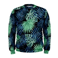 Tropical Pattern Men s Sweatshirt by ValentinaDesign