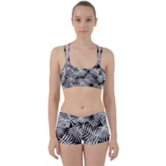Tropical Pattern Women s Sports Set by ValentinaDesign